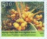 Commemorative Stamps on ICAR-Central Plantation Crops Research Institute