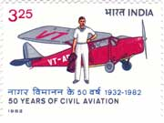 50 Years of Civil Aviation in India
