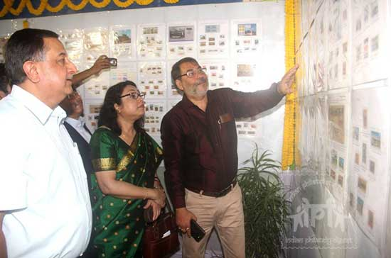 Philatelic Exhibition at Metro Railway Kolkata
