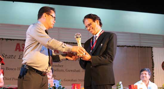 Assampex-2014 Award Ceremony