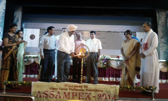 Assampex 2014 held at Guwahati