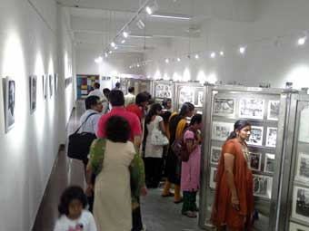 Gandhi Exhibition Bangalore