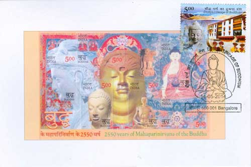 Picture Postcards on Buddhism