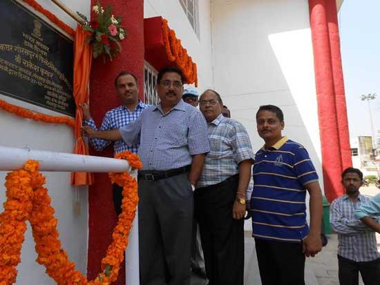 Gorakhpur Philatelic Bureau inauguration