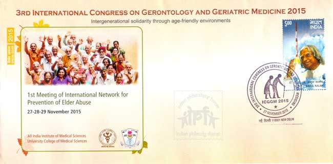 Special Cover on 3rd International Congress on Gerontology and Geriatric Medicine 2015