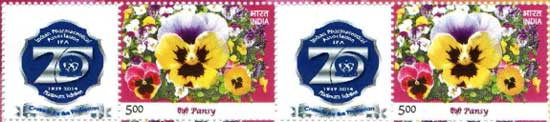IPA 75 Years My Stamps