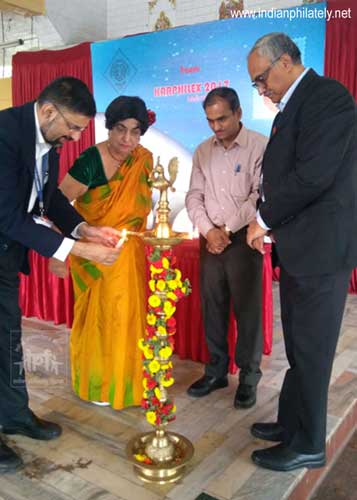 Karphilex 2017 Philatelic Exhibition at Bengaluru