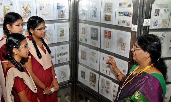 Kovaipex - 2014, District Level Philatelic Exhibition at Coimbatore