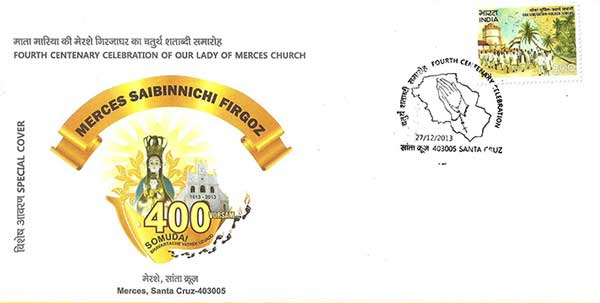 Fourth Centenary Celebration Of Our Lady Of Merces Church