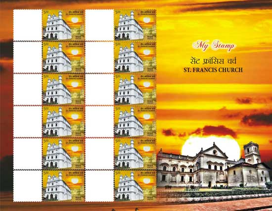 St. My Stamp Francis Church