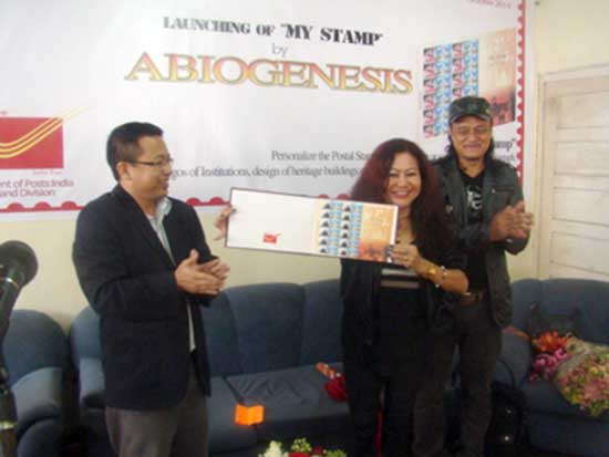 Philately Day Celebration and launch of 'My Stamp' facility at Kohima