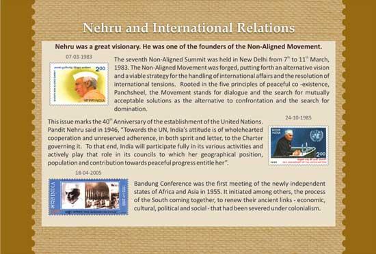 Pandit Jawaharlal Nehru Booklet