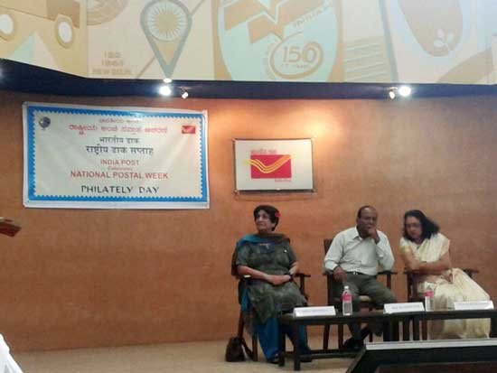Philately Day Celebration at Bangalore