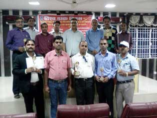 Philately Day Celebration at Gorakhpur