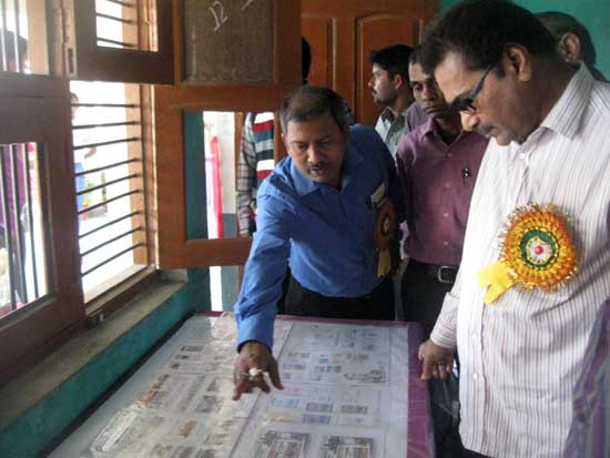 'Philately Mahotsav', Philatelic Exhibition at Mahrajganj