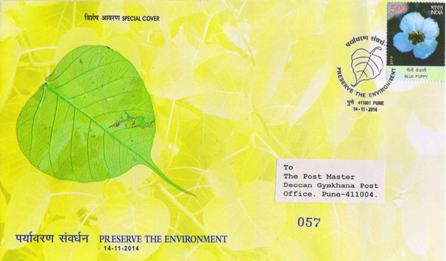 Special Cover on Preserve the Environment