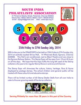SIPA Stamp Expo