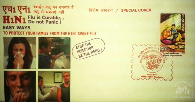 Special Cover on H1N1 Flu