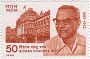 Bidhan Chandra Roy