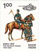 The Deccan Horse