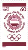 Sports - 1988, Indian Olympic Association