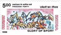 Sports - 1988, Freedom Forty, Glory of Sport