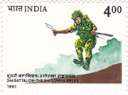 2nd Battalion - The 3rd Gorkha Rifles