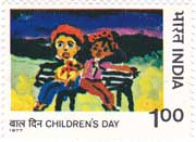 Children's Day - Friends