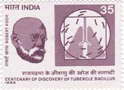 Robert Koch, Centenary of Robert Koch's discovery of Tubercle Bacillus