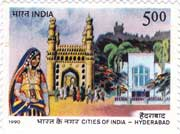 Cities of India - Hyderabad