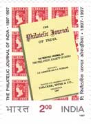 The Philatelic Journal of India