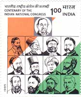 Centenary of Indian National Congress