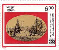 Tercentenary of Calcutta - Ganga the river of life