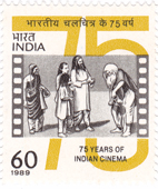 75 Years of Indian Cinema