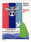 Indian Peace Keeping Force in Sri Lanka