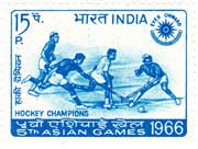 5th Asian Games 1966 - Hockey Champions