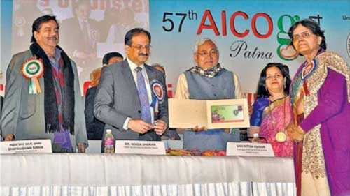 Special Cover on 57th All India Congress of Obstetrics & Gynaecology