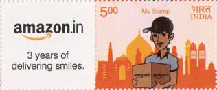amazon.in My Stamp