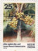 Diamond Jubilee of Coconut Research