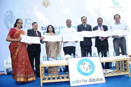World Diabetes Day Special Cover Release