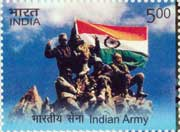 Indian Army My Stamp