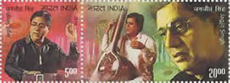 Jagjit Singh Commemorative Stamps