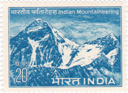 Indian Mountaineering