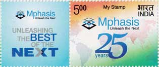Mphasis My Stamp Sheetlet
