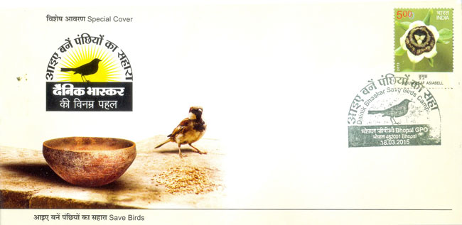 Special Cover on Save Birds