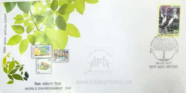 Special Covers on World Environment Day